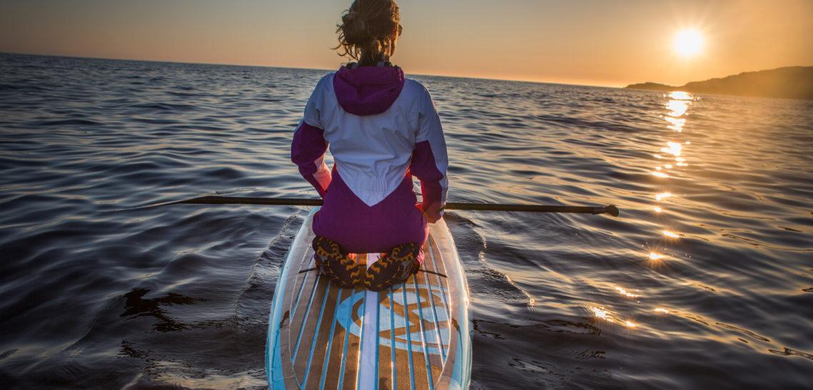 7 grunner til å begynne med Stand up paddle (SUP)